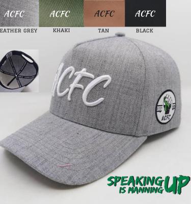 """ACFC """"Original"""" A-Frame Snapback"""